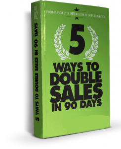 5 ways to double your sales fast growthresult
